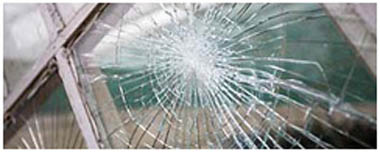 Lynn Regis Smashed Glass